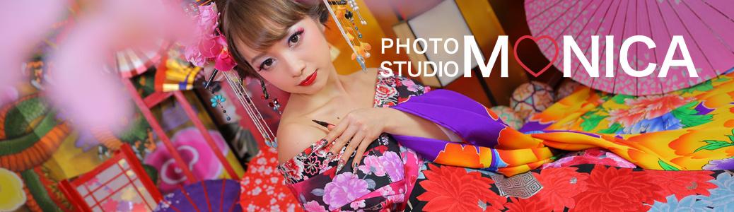 京都の花魁体験フォトスタジオモニカ