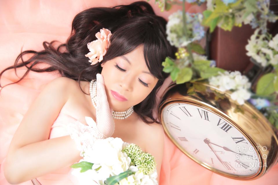 写真:花魁&ドレス撮影♥︎