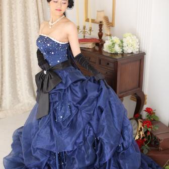 写真:母娘でドレス撮影☆