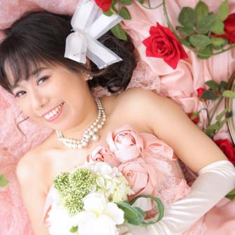 写真:ドレス全カットスタジオ撮影♡