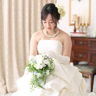 写真:京都東山撮影スタジオ モニカでドレス&花魁全カットプラン その1