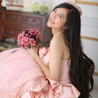 写真:親娘で華麗にドレス全カットモニタープラン