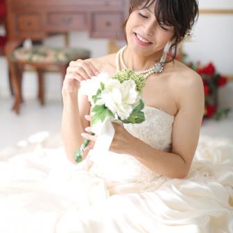 写真:ウェディングドレスでドレス全カットモニタープラン!