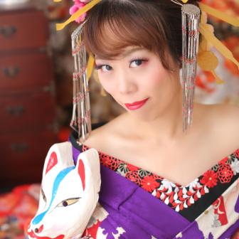 写真:古典花魁スタジオ撮影♡